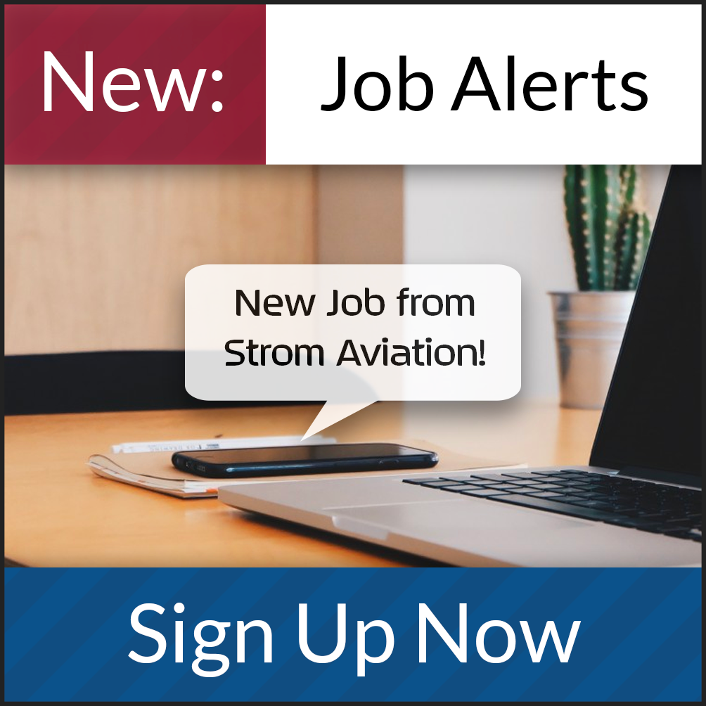 Search Aviation Jobs - Strom Aviation